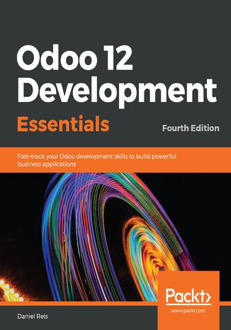 Okładka książki Odoo 12 Development Essentials