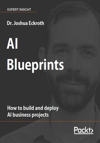 Okładka książki/ebooka AI Blueprints