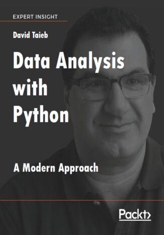 Okładka książki/ebooka Data Analysis with Python