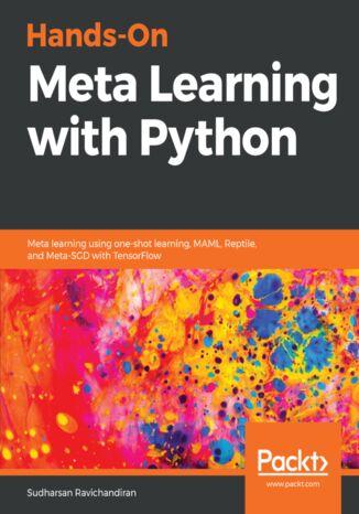 Okładka książki/ebooka Hands-On Meta Learning with Python