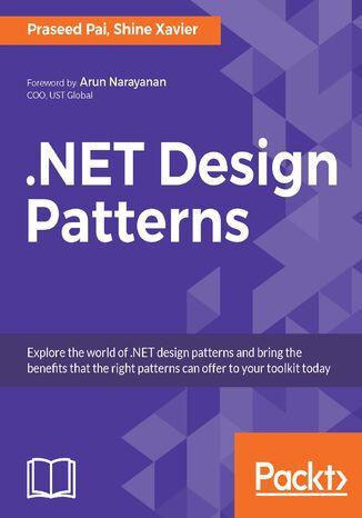 Okładka książki .NET Design Patterns