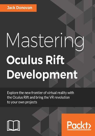 Okładka książki/ebooka Mastering Oculus Rift Development