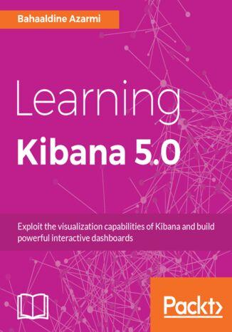 Okładka książki/ebooka Learning Kibana 5.0