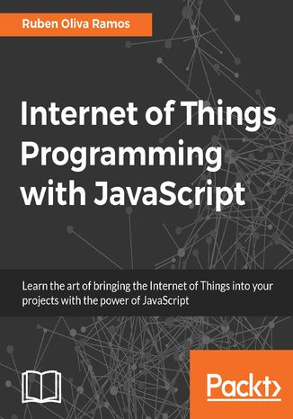 Okładka książki Internet of Things Programming with JavaScript