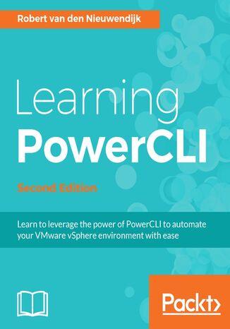 Okładka książki/ebooka Learning PowerCLI - Second Edition