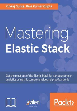 Okładka książki Mastering Elastic Stack