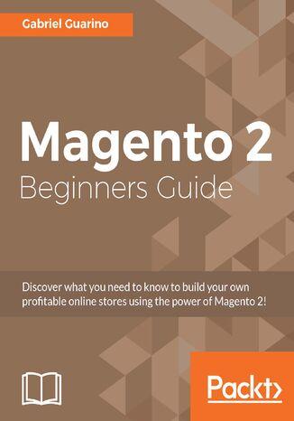 Okładka książki/ebooka Magento 2 Beginners Guide