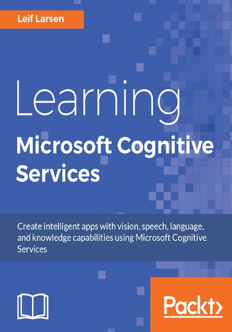 Okładka książki Learning Microsoft Cognitive Services