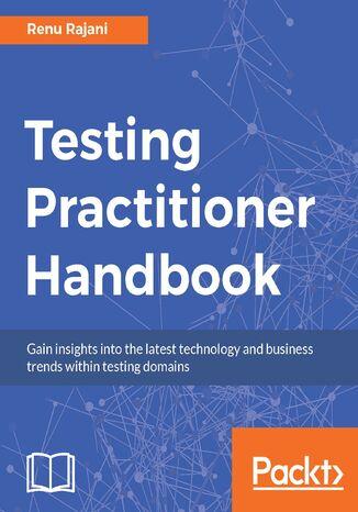 Okładka książki/ebooka Testing Practitioner Handbook