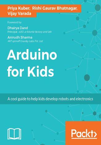 Okładka książki/ebooka Arduino for Kids