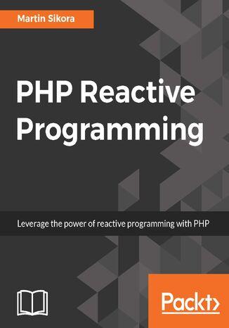 Okładka książki PHP Reactive Programming