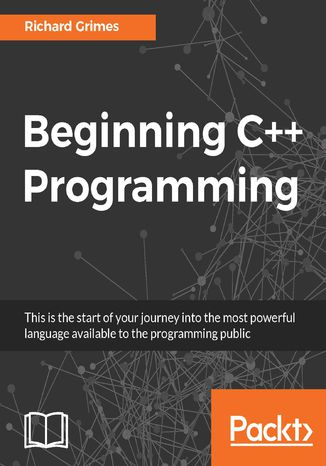 Okładka książki/ebooka Beginning C++ Programming