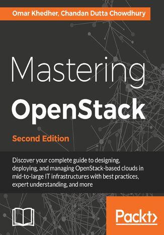 Okładka książki Mastering OpenStack - Second Edition