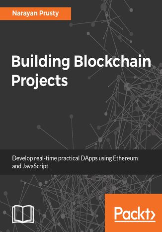 Okładka książki/ebooka Building Blockchain Projects