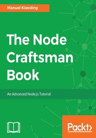 Okładka książki The Node Craftsman Book