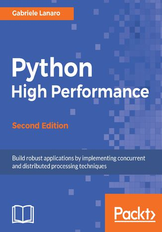Okładka książki/ebooka Python High Performance - Second Edition