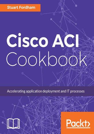Okładka książki/ebooka Cisco ACI Cookbook