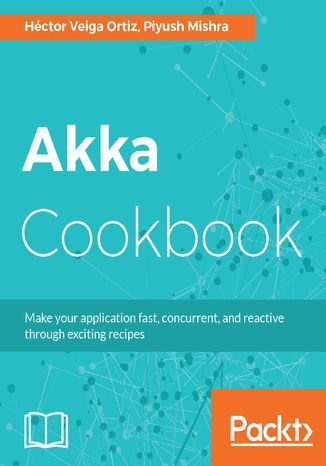 Okładka książki/ebooka Akka Cookbook