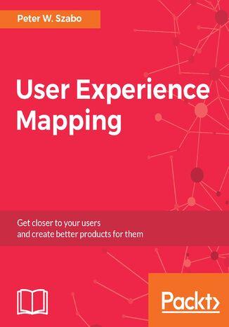 Okładka książki User Experience Mapping