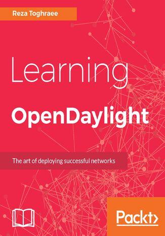 Okładka książki/ebooka Learning OpenDaylight