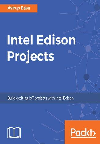 Okładka książki Intel Edison Projects
