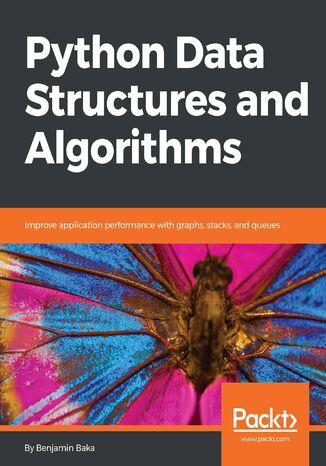 Okładka książki Python Data Structures and Algorithms