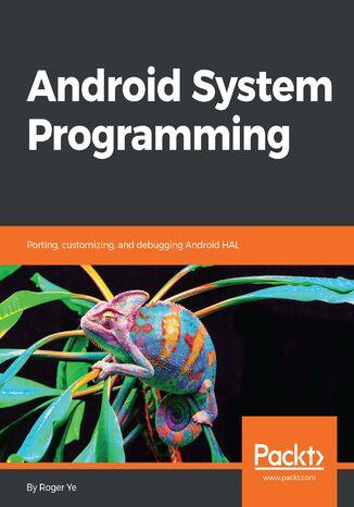 Okładka książki/ebooka Android System Programming