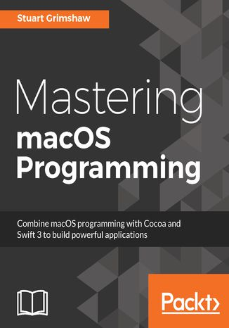 Okładka książki/ebooka Mastering macOS Programming