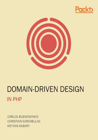 Okładka książki/ebooka Domain-Driven Design in PHP