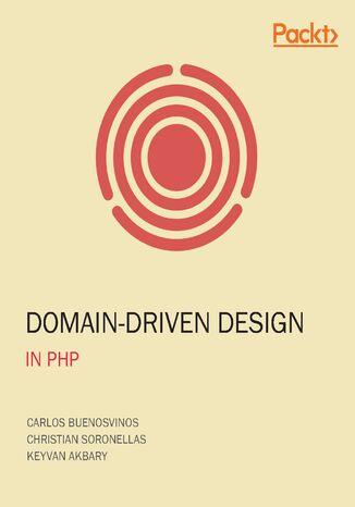 Okładka książki Domain-Driven Design in PHP