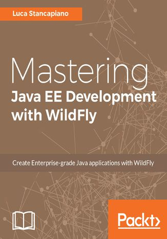 Okładka książki/ebooka Mastering Java EE Development with WildFly