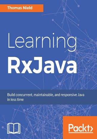 Okładka książki Learning RxJava