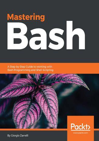 Okładka książki Mastering Bash