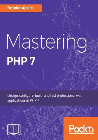Okładka książki Mastering PHP 7
