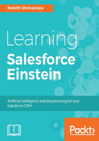 Okładka książki/ebooka Learning Salesforce Einstein