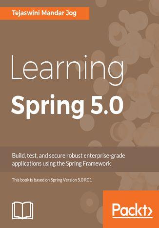 Okładka książki Learning Spring 5.0
