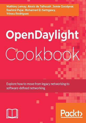 Okładka książki/ebooka OpenDaylight Cookbook