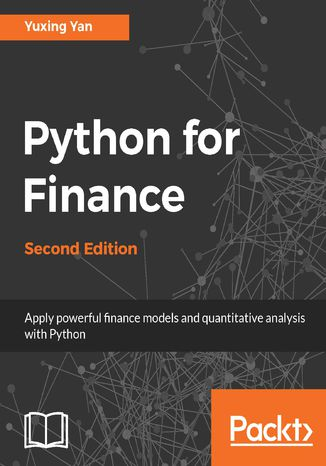Okładka książki Python for Finance - Second Edition