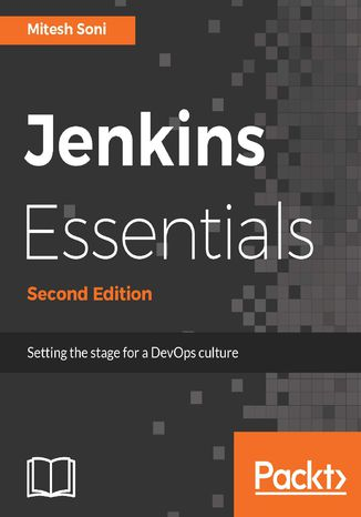 Okładka książki Jenkins Essentials - Second Edition