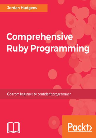 Okładka książki/ebooka Comprehensive Ruby Programming