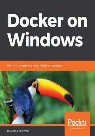 Okładka książki Docker on Windows