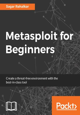 Okładka książki Metasploit for Beginners