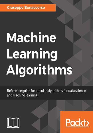 Okładka książki Machine Learning Algorithms