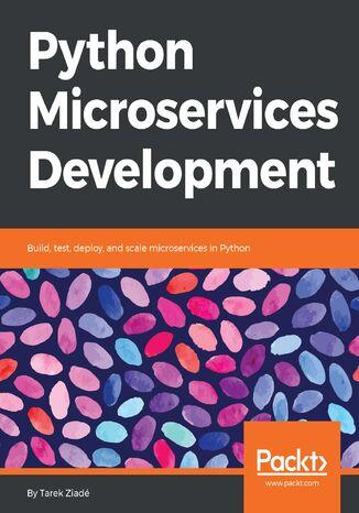 Okładka książki/ebooka Python Microservices Development