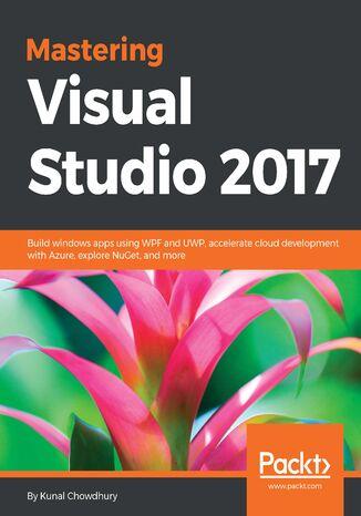 Okładka książki Mastering Visual Studio 2017