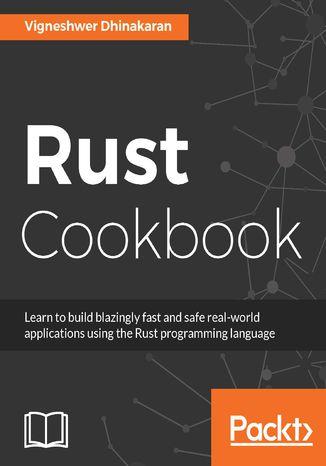 Okładka książki/ebooka Rust Cookbook