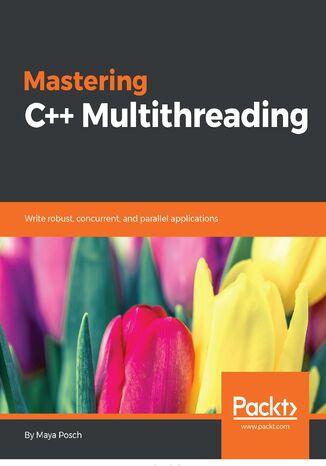 Okładka książki Mastering C++ Multithreading