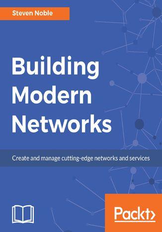Okładka książki/ebooka Building Modern Networks
