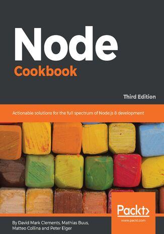 Okładka książki/ebooka Node Cookbook - Third Edition
