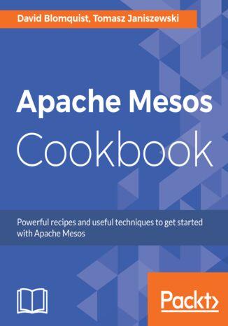 Okładka książki/ebooka Apache Mesos Cookbook